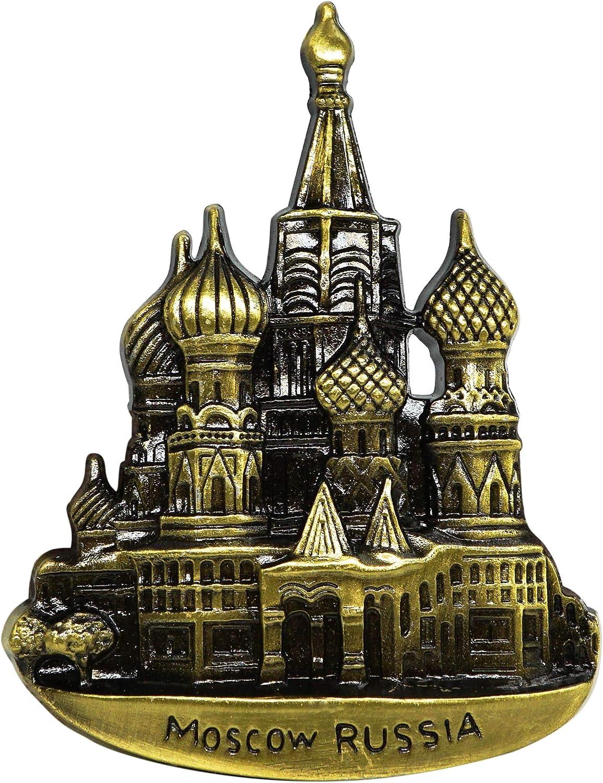 zamonji The Dome of The Rock Im/án para Nevera 3D Metal Recuerdos de Jerusalem Israel
