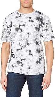 Jack & Jones Jorcopenhagen AOP tee SS Crew Neck Camiseta para Hombre