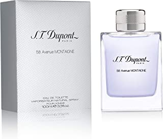 S.T. Dupont 58 Avenue Mountain For Men -Eau De Toilette,100 ml