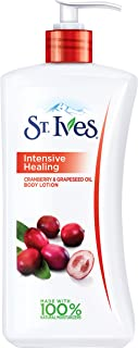 St. Ives Intensive Healing Cranberry and Grapeseed Mousturiser - 21 oz