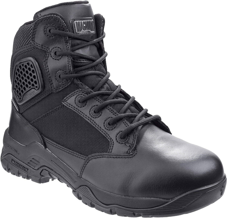 Magnum Magnum Magnum Strike Force 6in Side Zip Mens Occupational Footwear  hitta din favorit här