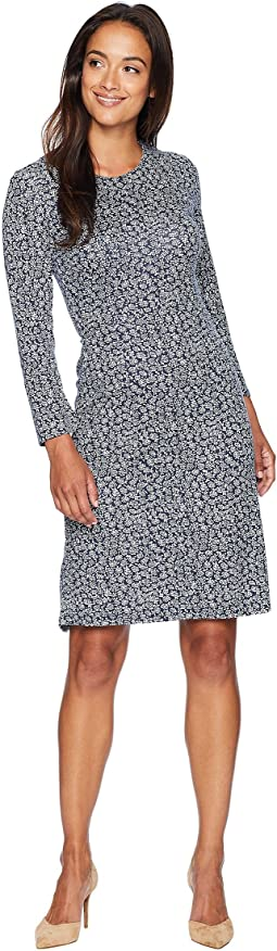 Juliana Fit and Flare Ponte Dress
