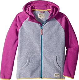 Spark Full Zip Fleece Hoodie (Little Kids/Big Kids)