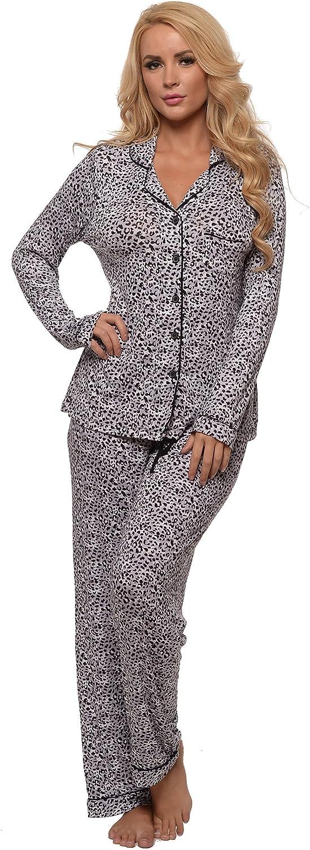Women's Sleepwear Button-Up Ranking TOP18 Long Sleeve Pajama Beautiful Dreamer trust