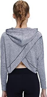 cropped dance sweater