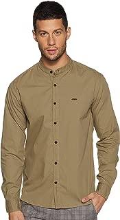People Men's Regular fit Casual Shirt