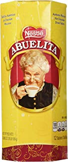 Nestle Abuelita Authentic Mexican Chocolate Drink Mix, 2.38 Lb (1.08 Kg).