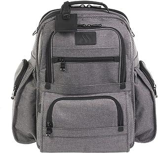 MACHIR Business Backpack Travel Laptop Backpack Slim Durable Laptops Backpack (Avian Millennium Smoke)