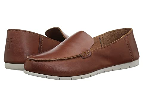 Frye Shoes , COGNAC DIP-DYED LEATHER