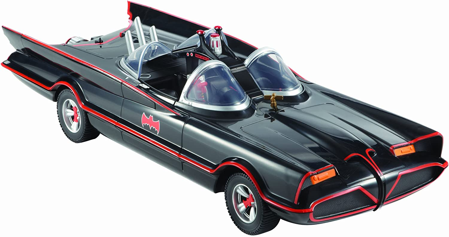 Batman Classic TV Series Free shipping Vehicle High quality new Batmobile Collector