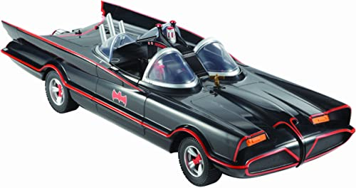 Ahorre 35% - 70% de descuento DC Collectibles 1966 Batman TV Series Batmobile Figura Figura Figura  entrega rápida