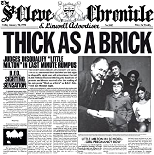 Thick as a Brick (2014 Remaster)