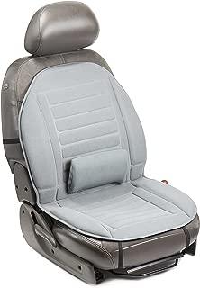 Allison 20-2169 Black Lumbar Massage Seat Cushion