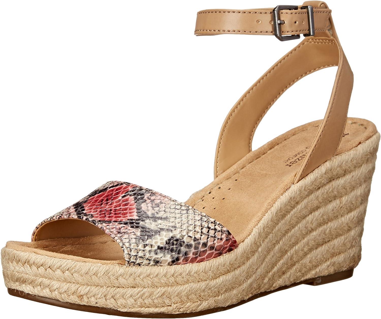 Naturalizer Women's Note Espadrille Wedge Sandal