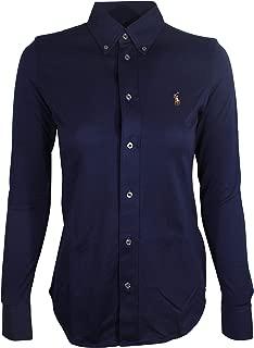 Polo Ralph Lauren Women's Knit Oxford Shirt