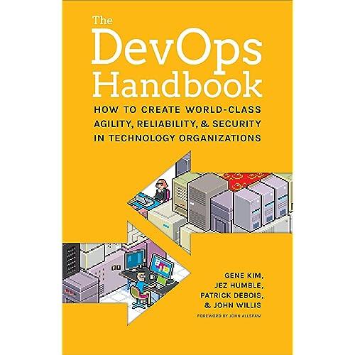 Amazon.com: The DevOps Handbook:: How to Create World-Class ...