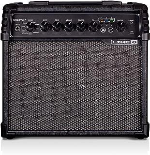 Line 6 Guitar Combo Amplifier, watt (Spider V 20 MKII)