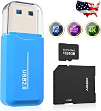 Memory Card Micro Speed Card 1024GB 1TB sd Card High Class 10 TF Card with Adapter SD SDXC Card for Phone sd Card Camera MP3 Memory Card Flash 1024 GB