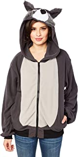 RG Costumes Willie The Wolf Hoodie