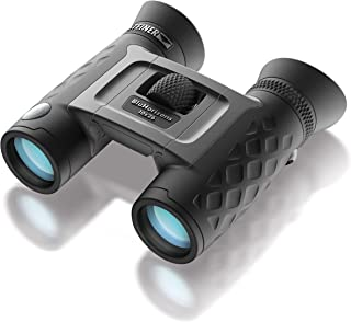 Steiner BluHorizons Binoculars - Unique Lens Technology, Eye Protection, Compact, Lightweight - Ideal for Outdoor Activiti...
