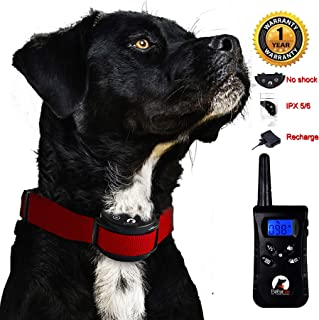 Best remote control dog training shock and vibration collar Reviews