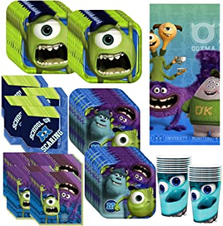 Best monsters university party supplies Reviews