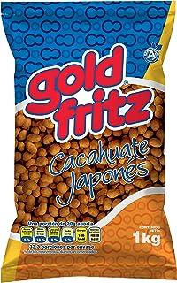 Cacahuate Japonés Gold Fritz