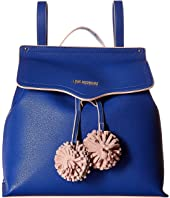 LOVE Moschino - Pom Pom Backpack