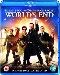 World's End | Bluray (Arabic Subtitle Included)