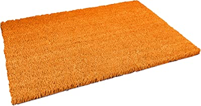 Carpido Doormat, Curry, 40 x 60 cm