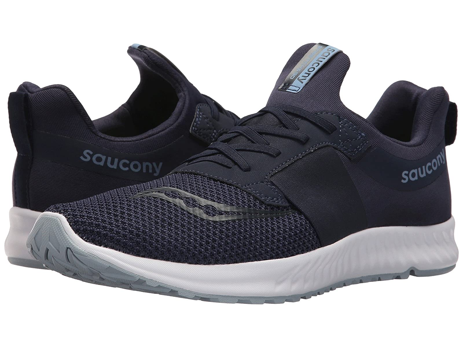 Saucony Stretch & Go BreezeAtmospheric grades have affordable shoes