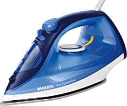 Philips EasySpeed Plus Ångstrykjärn - Snabbstrykning - 2100 W - Effektiv veckborttagning - Non-stick stryksula - Bra gli...