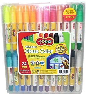 قلم تلوين للنوافذ والمرآة والزجاج، والبلاستيك، من دونج إيه تورو