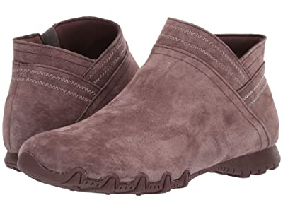 SKECHERS Bikers MC Intersection (Brown) Women