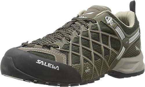 Salewa Ms Wildfire Vent, Chaussures de Randonnée Basses Homme Homme
