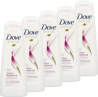 Dove Nutritive Solutions Shampoo Colour Radiance, 5 x 320ml