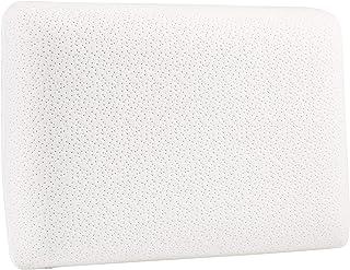 Amazon Basics - Almohada de espuma con memoria confortable - 60 x 40 x 12 cm