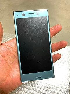 docomo Xperia XZ1 Compact SO-02K [Horizon Blue] ブルー 白ロム