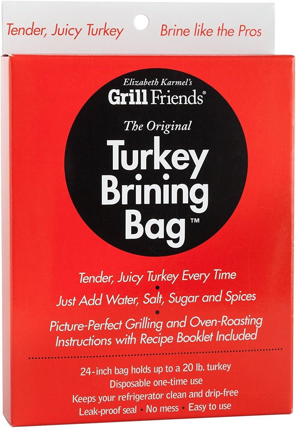 Elizabeth Karmel's Turkey Bag Sale item Brining Outlet SALE 24-inch