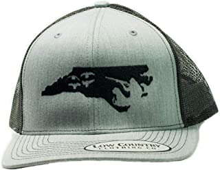Low Country Clothing Company Official North Carolina Duck Hunter Adjustable Hat - Embroidered on Richardson 112 Trucker Hat