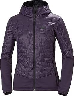 Helly Hansen Women's LIFALOFT Hybrid Insulator Jacket, 680 Nightshade, X-Small