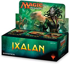 Magic: The Gathering Ixalan Booster Box | 36 Booster Packs (540 Cards)