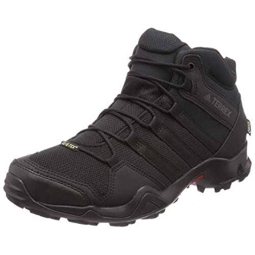 010bdb2f2 adidas Men s Terrex Ax2r Mid GTX High Rise Hiking Boots Black