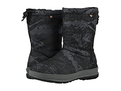 Bogs Snowday Mid Mountain (Silver) Women