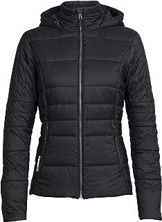 Women's Stratus X Hooded Jacket, Merino Wool, Down Alternative