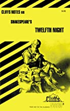CliffsNotes on Shakespeare's Twelfth Night (Cliffsnotes Literature Guides)
