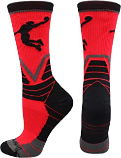 Victory Basketball Socks with Player in Crew Length