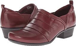 Merlot Calf Leather