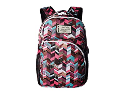 KAVU Packwood (Sunset Blocks) Bags