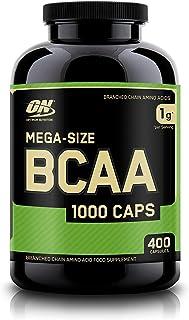 Optimum Nutrition BCAA 1000-400 Cápsulas